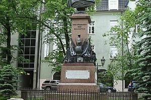 Monument to Barclay de Tolly