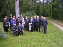 Monument to Finnish aviators
