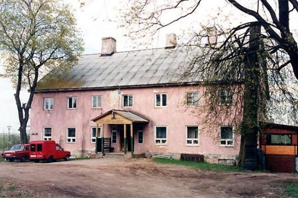 The old main building of the Tähtvere Manor (1820s to 1830s, reconstructed)