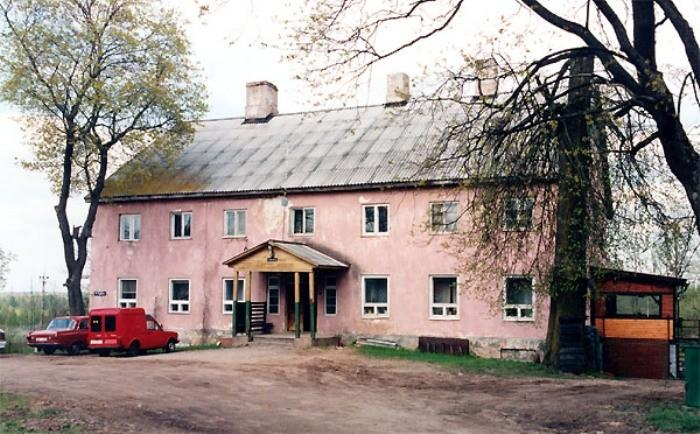 Old Mansion of Tähtvere Manor (1820s to 1830s, reconstructed)