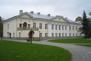 Vihterpalu manor house and park