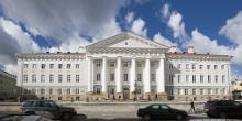 Main building of the University of Tartu