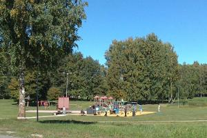 Valuoja Valley playground