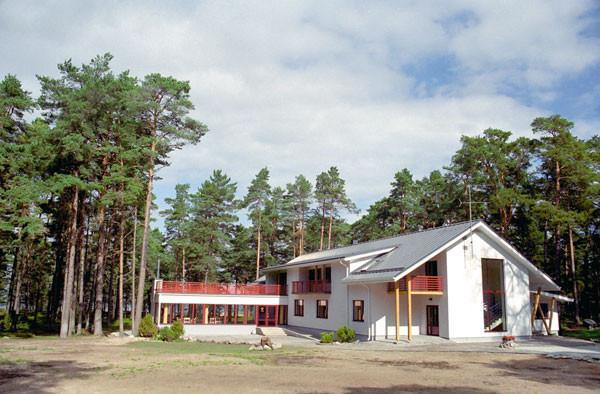 Eisma Holiday Village – accommodation building