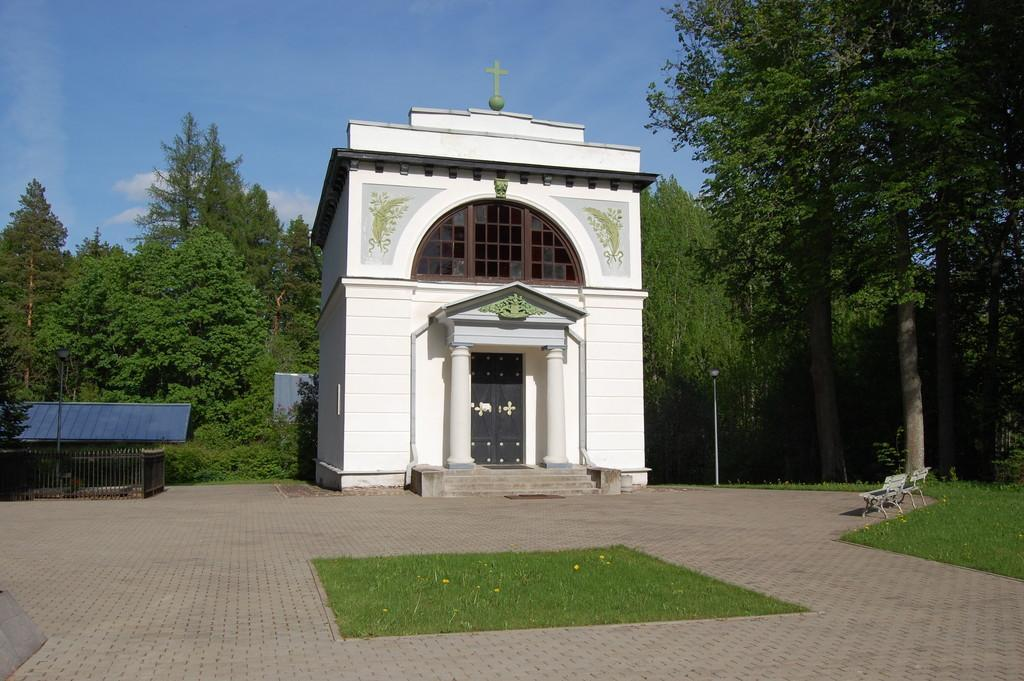 Mausoleum von Barclay de Tolly