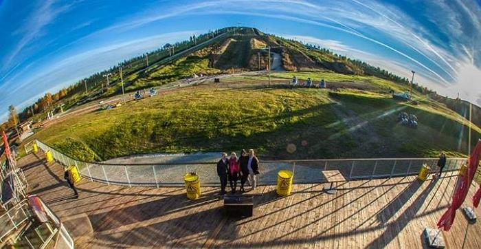 Kiviõli Adventure Centre Now Officially Open