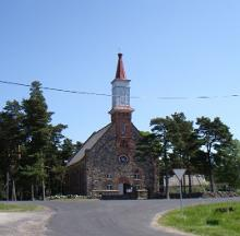 Häädemeeste St Michael's Lutheran Church