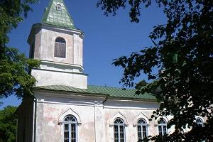 Apostolic Orthodox Church of the Transfiguration of Our Lord at Häädemeeste