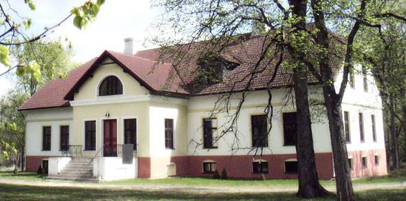 Atla manor – main building