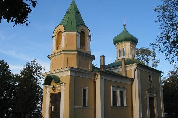 Haapsalu Maria-Magdaleena Church - view
