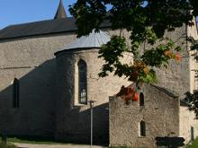 Conventual Building-Museum and Cathedral of the Haapsalu Episcopal Castle
