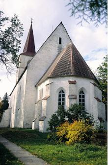 Kullamaa kyrka