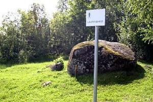St. Lawrence's stone