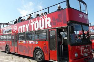 Tallinn City Tour busstur