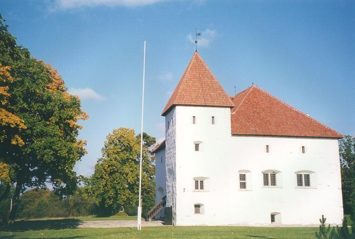 Purtse Fortress Residence