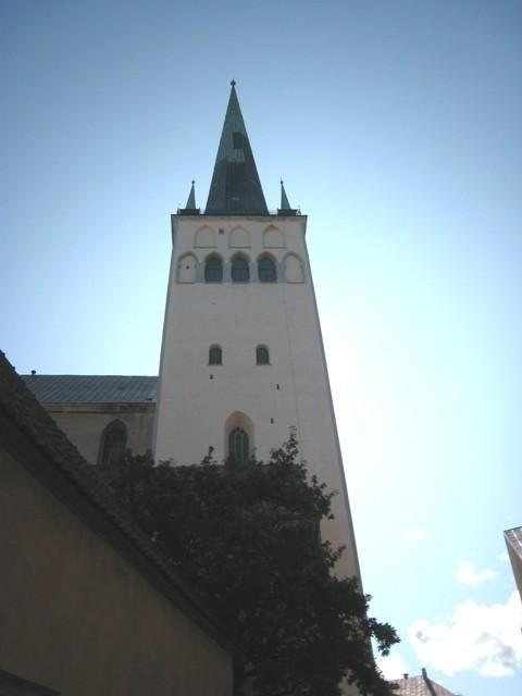 St. Olav's Church tower