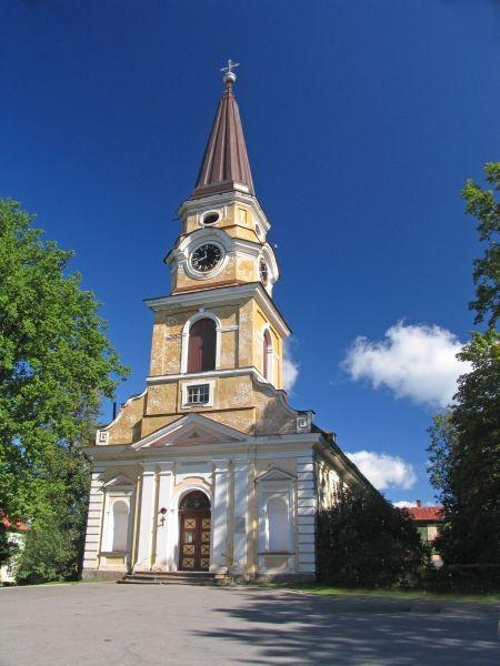 Katharinenkirche in Võru