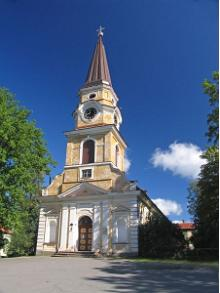 Catherine's Church in Võru