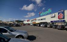 Sikupilli Shopping Centre