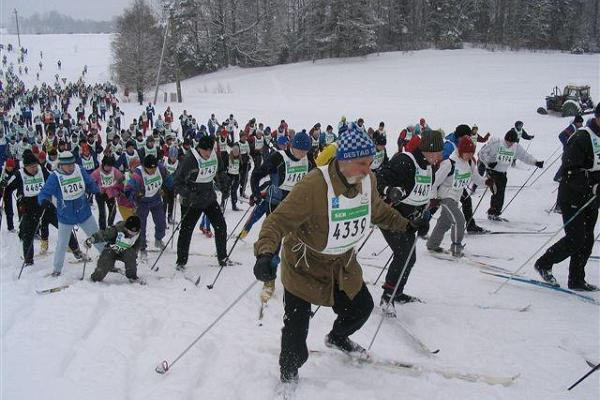 Tartuer Marathon - 63 km Start