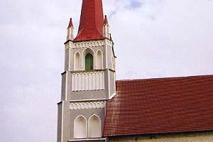 St. Martin's Church in Türi