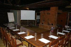 Maria Farm, threshing room 40 m²