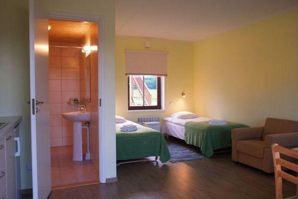 Double room at Maria Farm