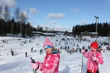 Winter break at Vaskna Tourist Farm in Haanja