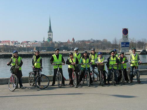City Bike Welcome To Tallinn Bicycle Tour