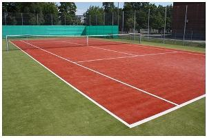 Haapsalu Stadium tennis courts