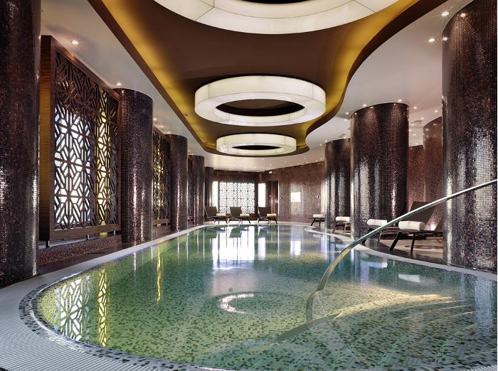 Бассейн Pürovel Spa & Wellness