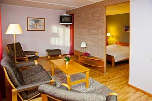 Family room of Hotel Pesa