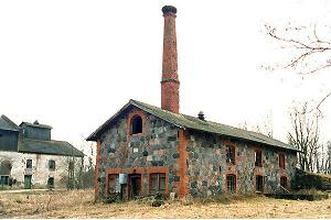 Distillery of Vohnja Manor