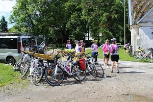 Bicycle tour of Northern Estonia