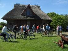 A holiday for young people in the farm of Toomalõuka