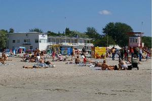 Spend a summer with the entire family at Pärnu beach
