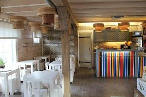 Avinurme Woodworking Centre - cafe