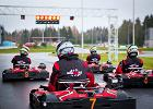 Go-karting at Laitse Rally Park