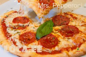 Mrs. Pepperoni Pizza