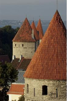 Medieval History & Hanseatic League Cities in Estonia