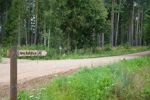Selgise Cycling Track