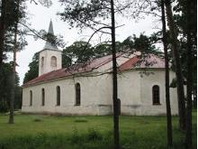 Emmaste Church