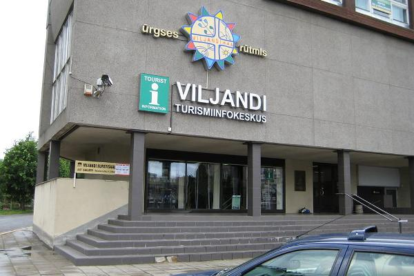 Viljandi Tourist Information Centre