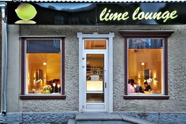 Lime Lounge peauks