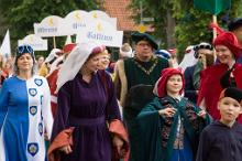 XXXV International Hanseatic Days in Viljandi