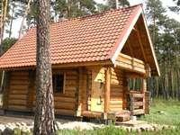 Vaibla Log Cabins