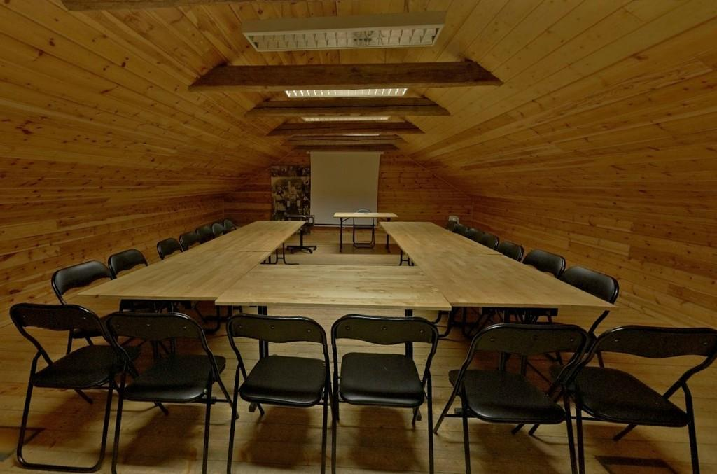 Seminar room at Kuie School