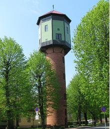 Viljandi vana veetorn (Viljandi Old Water Tower)