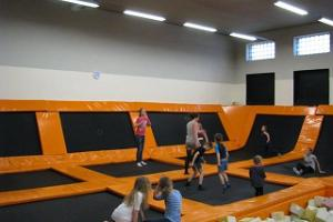 Trampolinzentrum UP