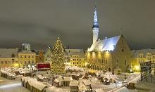 Europe's best Christmas market is in Tallinn